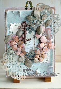 Heartfelt Creations | Lighthouse Hanger