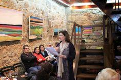 Poesia na Galeria 3: NASCI P'RA SER IGNORANTE