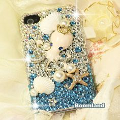 Sea star octopus Shell iphone 4 case Starfish by iPhoneCasesStyle, $24.00