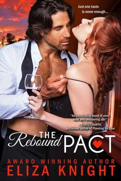 The Rebound Pact by Eliza Knight ♡♡