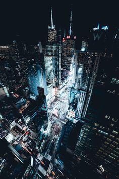 nichvlas: Get Up NYC | Kostennn