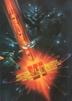 They Boldly Went STAR TREK VI THE UNDISCOVERED COUNTRY