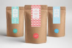 Chá do Monte - Typical Portuguese Tea curated by Copious Bags™ Rice Packaging, Kraft Packaging, Organic Packaging, Pouch Packaging, Cookie Packaging, Food Packaging Design, Packaging Design Inspiration, Bottle Packaging, Tea Labels