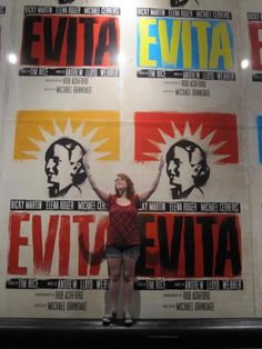 Evita Rainbow High Gallery: Photo posted to Facebook by Mariella De La Quintana Kurt Stamm