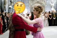 Who Would Be Your Date To The Hogwarts Yule Ball