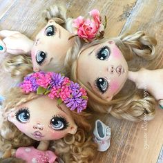 Добрый день, мои хорошие  . . Выходные такие выходные! Ничегошеньки не сделано((( только вот лялечек в кучку собрала))) . . Сегодня лепим и запекаем ручки, затем наряды и обувочка.  . . Всем удачной недели!!!  . . #куклалучик #куклаволгоград #купитькуклу #куклаизткани #softdoll #artdoll #handmade #ручнаяработа