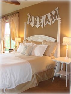 Sugar Pie Farmhouse's lovely bedroom makeover