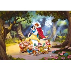 Snow White and The Seven Dwarfs is a Disney movie. It's the first full length Disney movie ever made, and the first full length t. Snow White Wallpaper, Photo Wallpaper, Hd Wallpaper, Bedroom Wallpaper, Disney Princess Snow White, Snow White Disney, Heros Disney, Walt Disney, Seven Dwarfs Costume