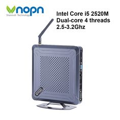 Find More Mini PC Information about Mini PC Intel Core i5 2520M Dual core 2.5 3.2Ghz Desktops 1080P HD MI VGA Dual Display 8*USB DDR3 8GB with WIFI Computer,High Quality Mini PC from Vnopn Official Store on Aliexpress.com