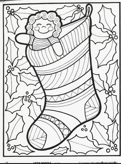 More Let's Doodle Coloring Pages! | Inside Insights