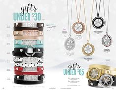 Origami Owl. 2016 Winter and Holiday collections.  www.CharmingLocketsByAline.OrigamiOwl.com