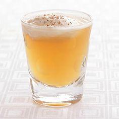 Apple Pie Shooter 1 ounce Clear Creek Eau de Vie de Pomme apple brandy ...