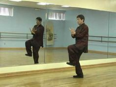 Tai Chi Chuan 24-Steps for Beginners Lesson-5 - YouTube