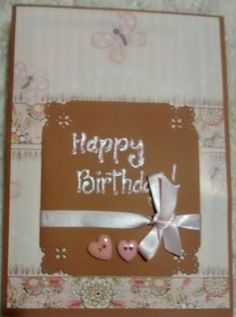HappyBday Card