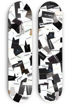 Details about  /Skateboard Skate Skateboard Deck Board Cromic Yenyen Present Black