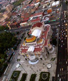 bellas artes, ciudad e mexico, mexico city