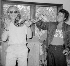Jonathan Morrish, ancien exécutif chez Sony Music, a longtemps été chargé des relations publiques de Michael Jackson en Europe et au Royaume...