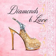 Diamonds & Lace – Angela Staehling