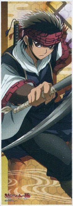 Itaku from Nura: Rise of the Yokai Clan: Demon Capital