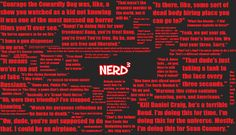 OfficialNerdCubed quotes! (PG 18)
