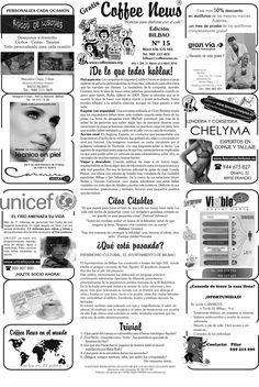 Coffee News Bilbao Nº15