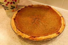 Cushaw / Crookneck Squash Pie recipe                              …