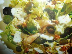 un mondo di ricette: insalata ricca