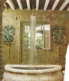 Belle Francaise Interiors: ~ John Saladino