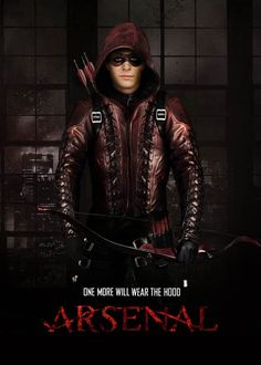 Green Arrow Season 3 Red Arrow Roy Harper Cosplay Costume Arsenal Red Coat Outfit Uniform is available for customize. The Roy Harper cosplay uniform suits is perfect for cosplay Arsenal Red Arrow in Halloween and Christmas holiday. The Arrow, Arrow Cw, Oliver Queen Arrow, Arrow Movie, Arrow Tv Series, Stephen Amell, Green Arrow, Arsenal Arrow, Hero Arts