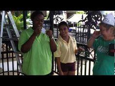 Intern Olympics: Line Dance Challenge, Part 1