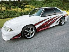 1990 Ford Mustang Foxbody - Good Work - 5.0 Mustang Magazine, nice interior pic in article