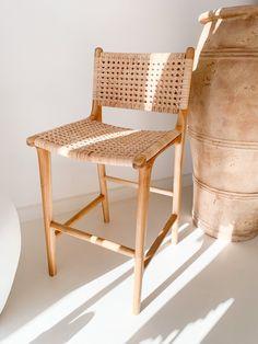 AE3B9C57-51D1-4C42-AE4F-6D5D0D037343 Dining Area, Dining Chairs, Wishbone Chair, Teak Wood, Rattan, Bar Stools, The Unit, Furniture, Home Decor