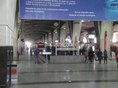 Estación Buenavista del tren suburbano.