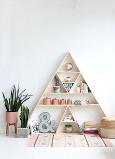 10 Muebles low cost que puedes hacer tu mismo | La Bici Azul: Blog de decoración, tendencias, DIY, recetas y arte