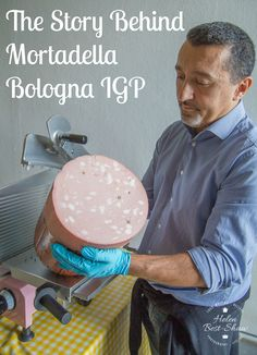 Mortadella Bologna PGI has a centuries old history.  Learn how it is made, and what makes it so special.
