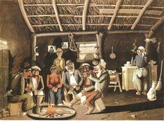 Seleccion de Imagenes de Florencio Molina Campos, el reconocido retratista gaucho de la Aregntina sobre el campo sus personajes y el Mate. ...