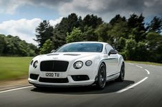 Bentley Continental GT3-R Makes North American Debut at 2014 Pebble Beach (0-60 in 3.6 seconds) http://www.automotiveaddicts.com/45997/bentley-continental-gt3-r-debut-2014-pebble-beach