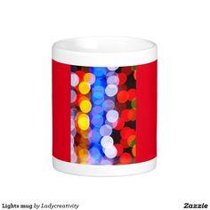 Lights mug