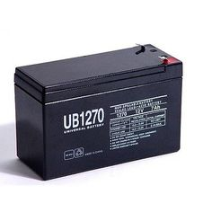 UPG 12V 7.2AH SLA Battery Replaces Altered Future Pro 150 Electric Skateboard