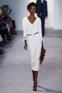 Michael Kors | Ready-to-Wear Spring 2017 | Look 45