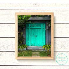 Bali ~ Indonesia   https://www.etsy.com/au/listing/208947584/aqua-doors-bali-indonesia-travel  #bali #travel