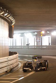 On Track for the 2014 Monaco Formula One Grand Prix at Circuit de Monaco   #SauberF1Team