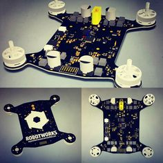 #FRUITFLY drone prototype hardware is ready for production! #drone #drones #dronestagram #dronegear #droneracing #droneflying #hardware #robotics #openhardware #fly #robotworks #instadrone #indiegogo #arduino #intelgalileogen2 #altium #aerospace #aerospaceengineering #uav #uavs #education #robot #robots #toronto #canada by robotworkscorp