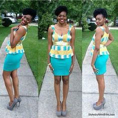 African Sweetheart: Style