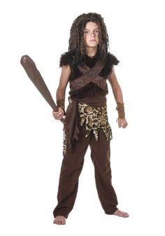 Do you sometimes feel like you are trying to raise a caveman? Your child can look the part in this Child Caveman Costume! Baby Halloween Costumes Newborn, Star Wars Halloween Costumes, Kids Costumes Boys, Boy Costumes, Carnival Costumes, Adult Costumes, Costume Ideas, Cavewoman Costume, Costumes