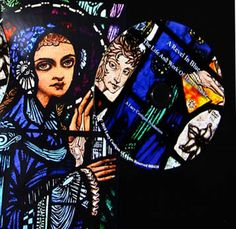 Harry Clarke (1889 to 1931)The early twentieth century was a time when many styles and influences converged. Harry Clarke lived and worked i...