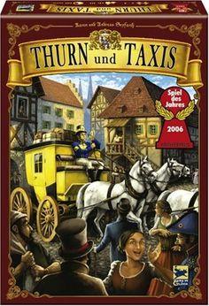 Thurn und Taxis. Spiel des Jahres 2006 Rio Grande Games https://www.amazon.com/dp/B000E0JYDK/ref=cm_sw_r_pi_dp_x_drYVybZF3FW6K