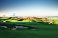 UAE Golf: Yas Links Golf Club | UAE Golf Course Information