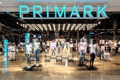 Primark Adored by fashion fans and value seekers alike Primark is widely established as the destination store for keeping up with the latest looks without breaking the bank. . . #brand #b2b #entrepreneur #branding #brandidentity #logo #logodesigner #logoinspiration Brand Identity, Branding, Cheap Clothing Stores, Holiday Travel, Holiday Trip, Good And Cheap, Primark, Logo Inspiration, Burberry