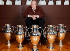 Reportaje de abril de 2014 con motivo de la final de Champions League.